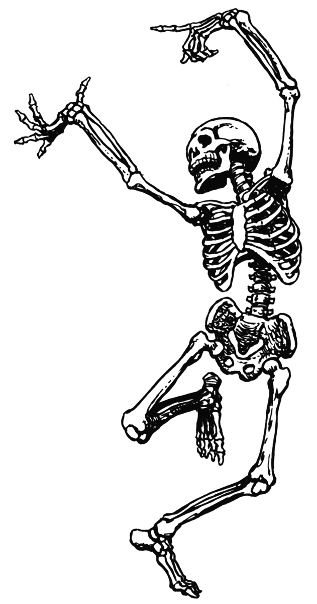 Poison clipart skeleton. Deadly dungeons dancing room