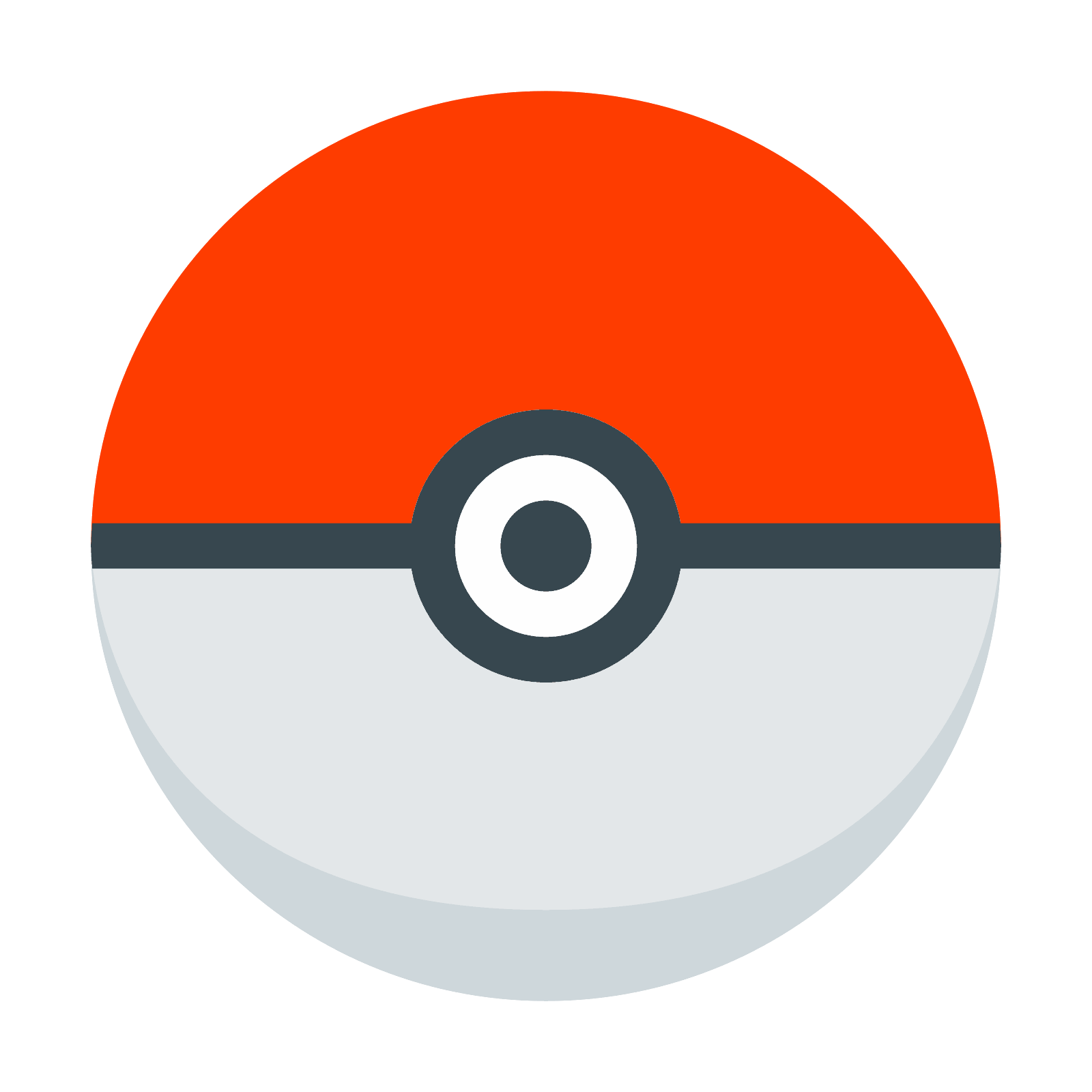 Pokeball png. Icon free download and