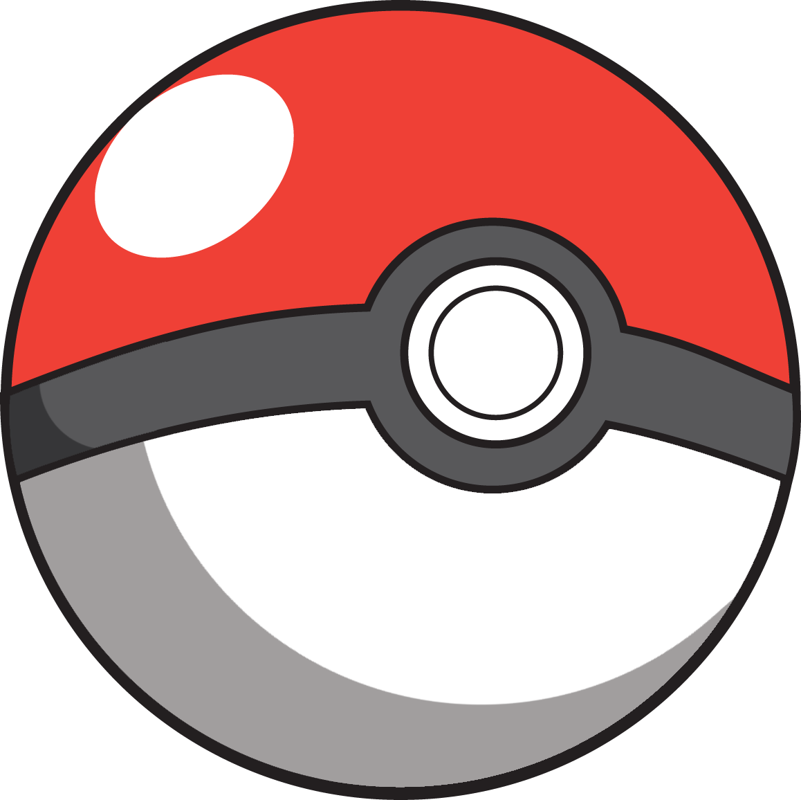 pokeball open png