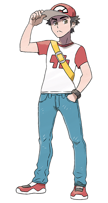 pokemon red png
