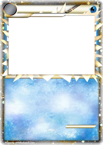 Pokemon card template png. Image result for history