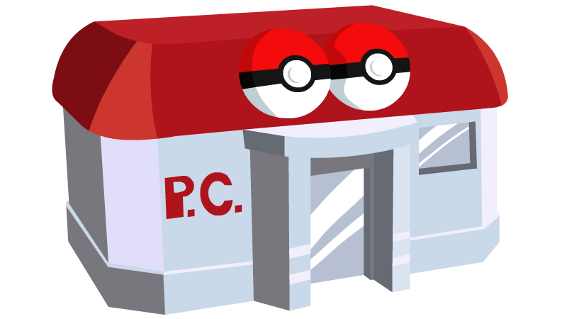 Pokemon center png. Pok by theiyoume on