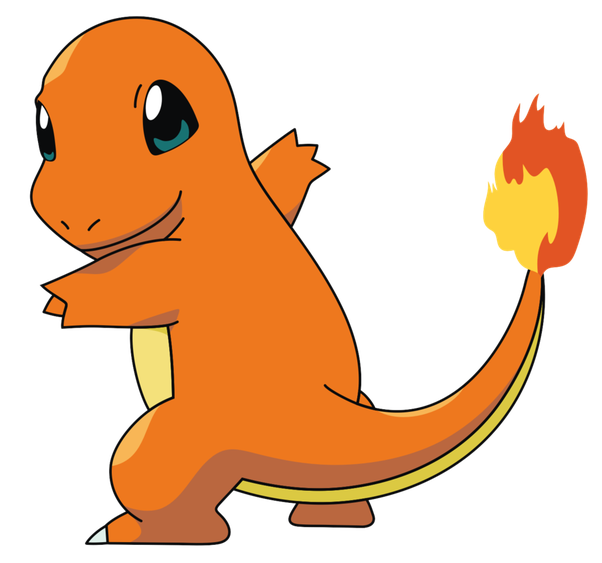 Pokemon charmander png. Where can be found