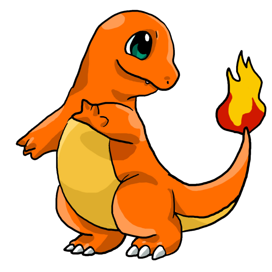 Pokemon charmander png. I m only being