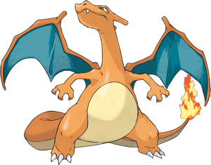 Pokemon clip charmander. Charizard wikipedia