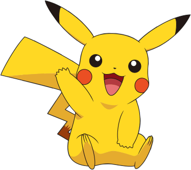 Pokemon clip pikachu. What if was never free library