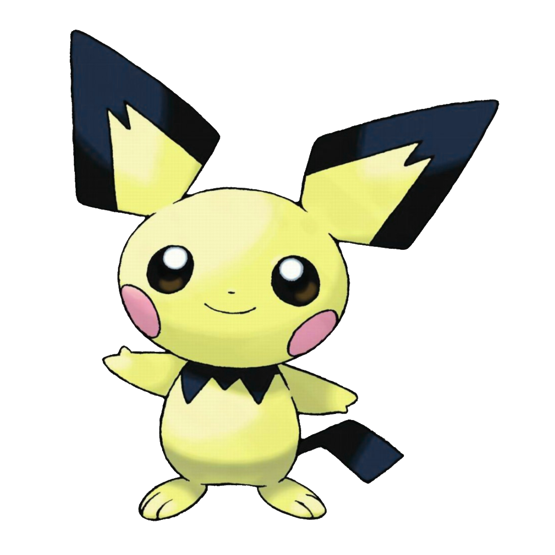 Pokemon clip setting. Pichu it plays with