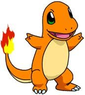 pokemon clipart charmander