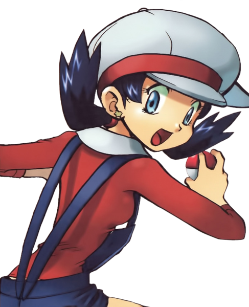 Pokemon crystal png. Adventures pok mon wiki