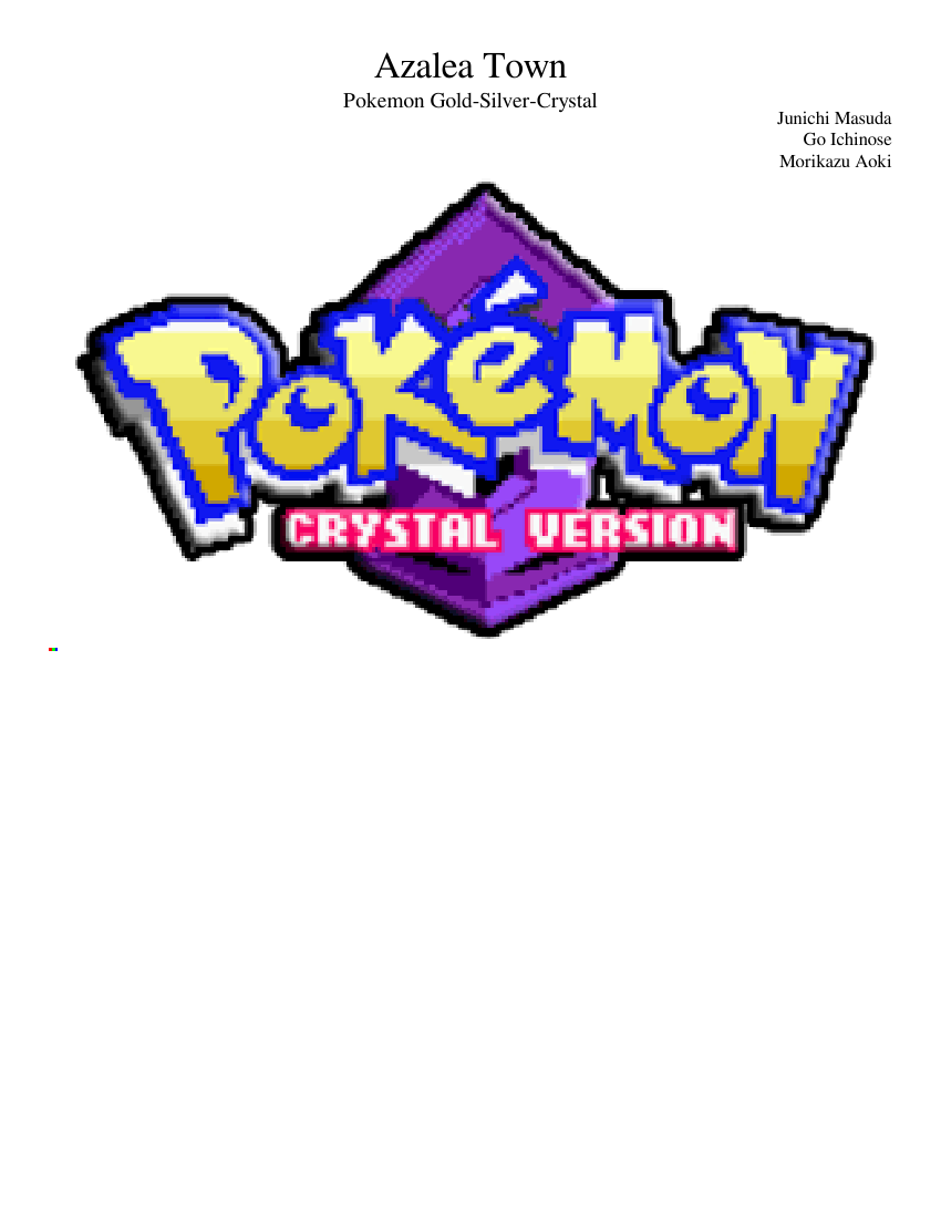 Azalea town gold silver. Pokemon crystal png graphic transparent download