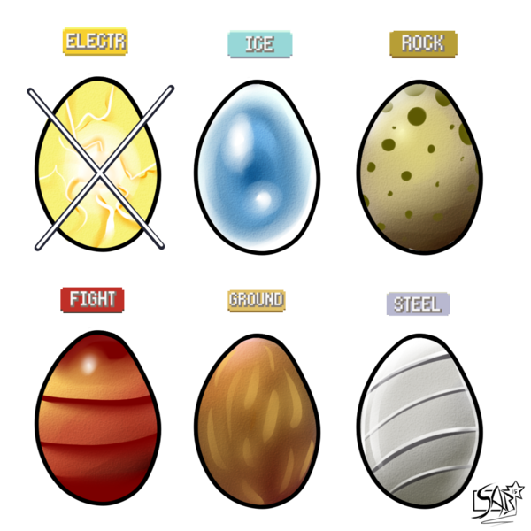 Pokemon egg png. Open mysterious adoptable by