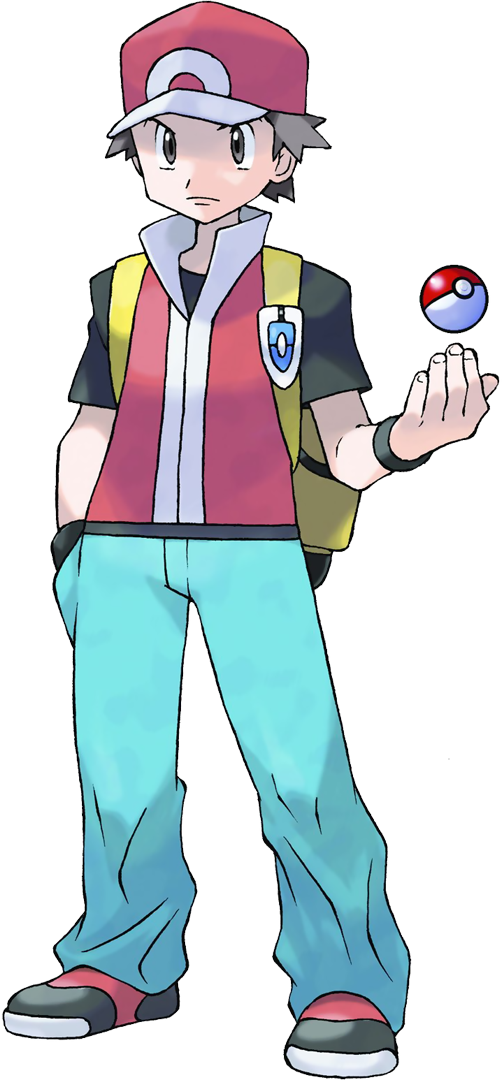 trainer red png