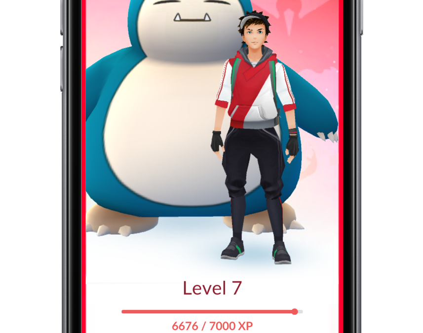 Pokemon go avatar png buddy