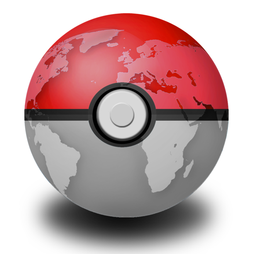 Pokemon icons png. Go globe icon by