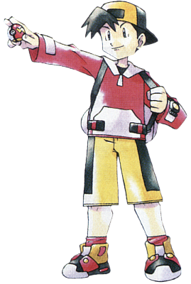 Pokemon gold png. Image silver crystal ethan