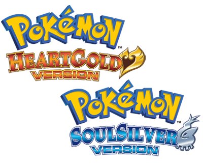 Pokemon heart gold png. Pok mon heartgold and