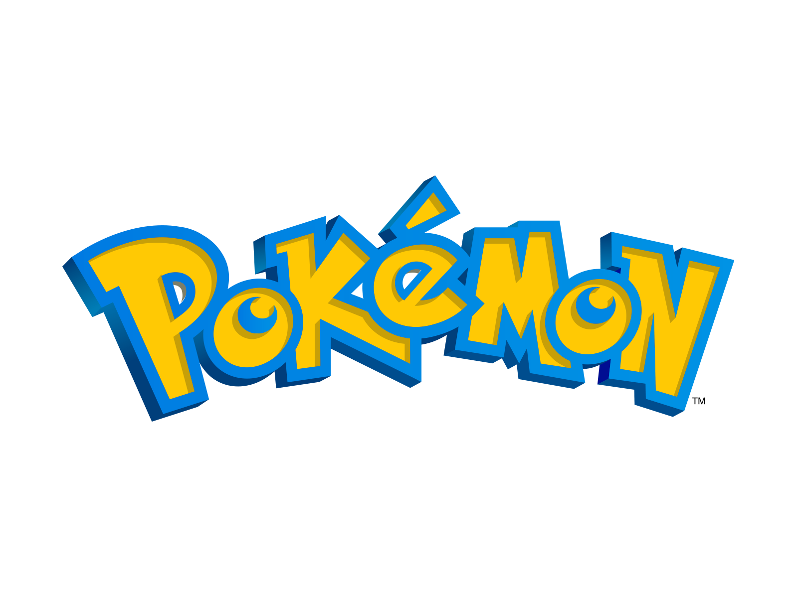 Uxfree com the in. Pokemon logo png vector stock