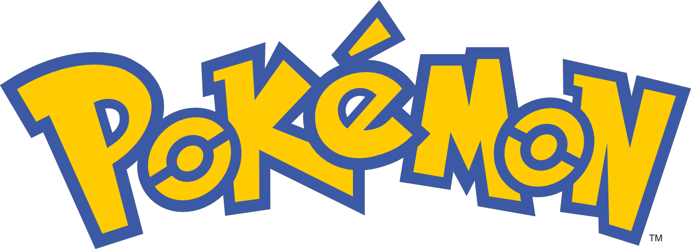 Pokemon logo png. Free transparent logos text