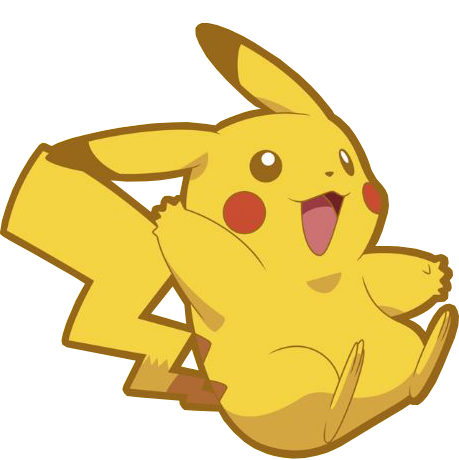 Pokemon pikachu png. Free icons and backgrounds