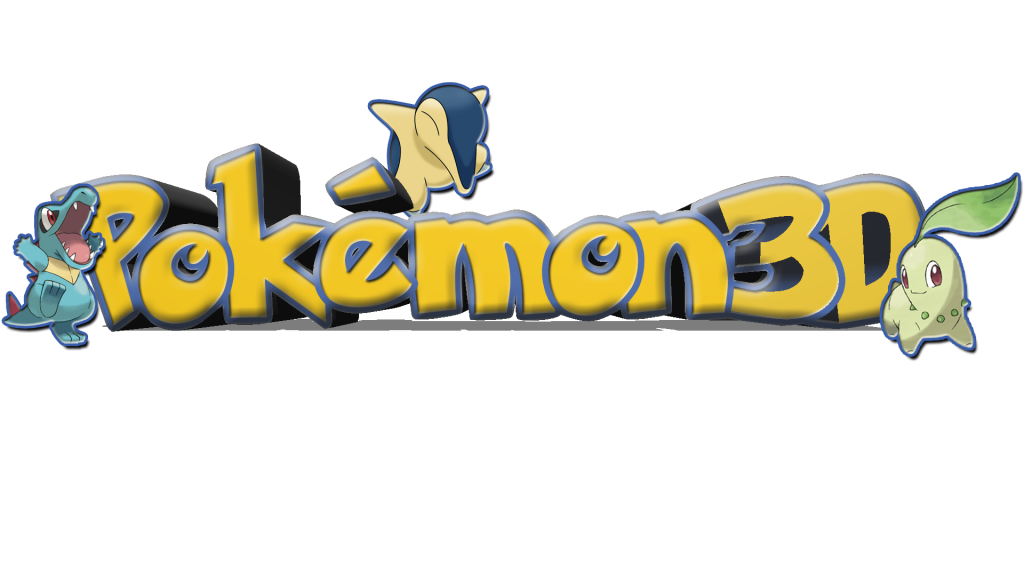 Pokemon png logo. A d i made