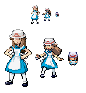Pokemon red sprite png. Tpp firered a lice royalty free stock