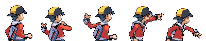 Pokemon sprite trainer png. Resources requests archive page