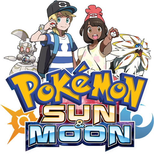Pokemon sun png. All games delta and