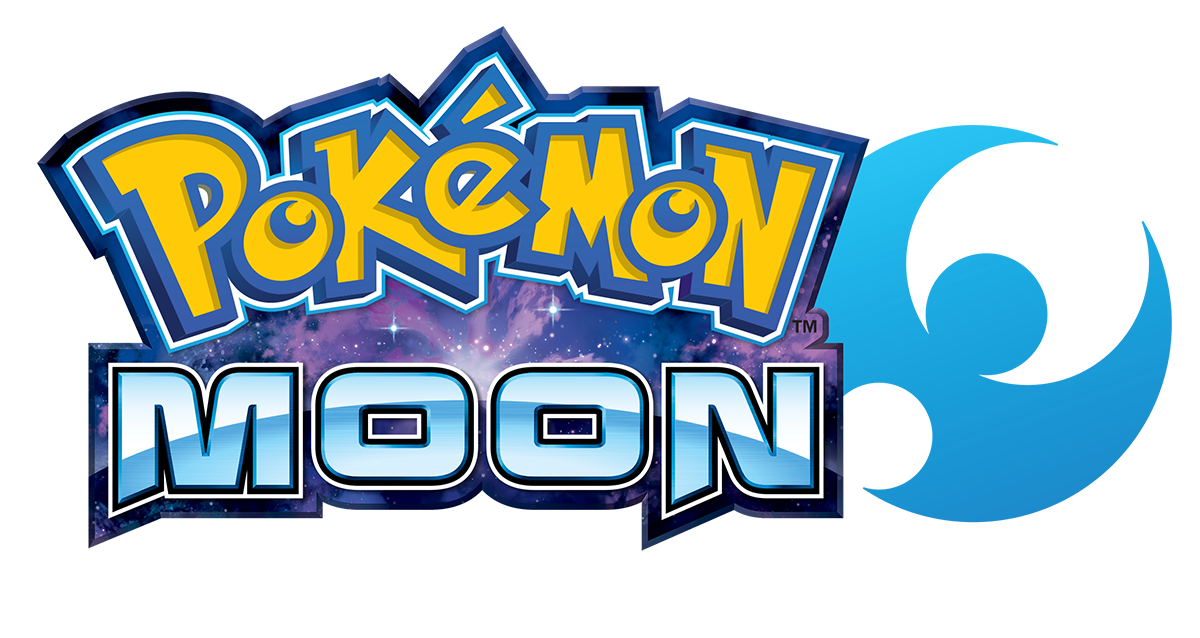 pokemon sun and moon logo png