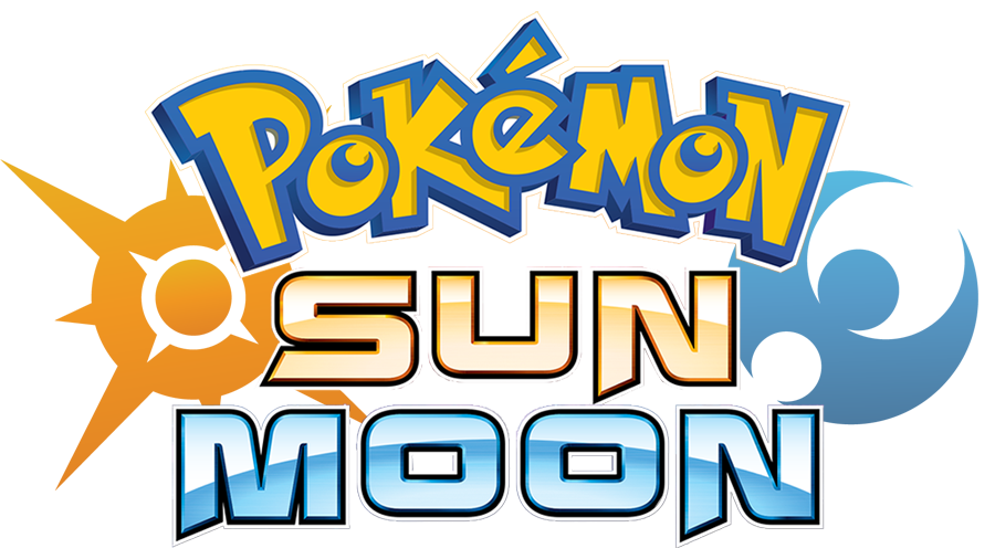 Pokemon sun png. And moon