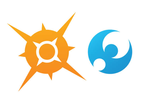 Pokemon sun logo png. And moon free to