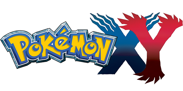 Pokemon x logo png. Y update out now