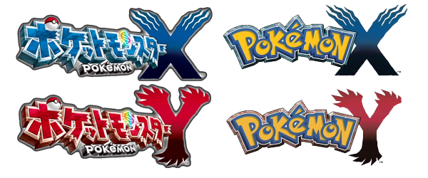 Pokemon x logo png. Y version images wallpaper