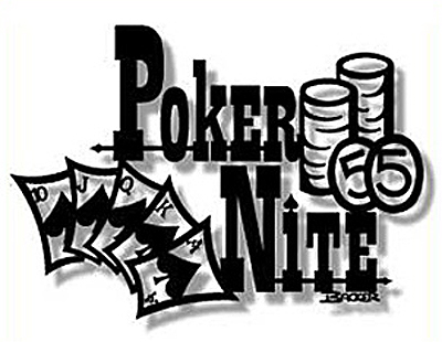 Poker clipart black and white. Night