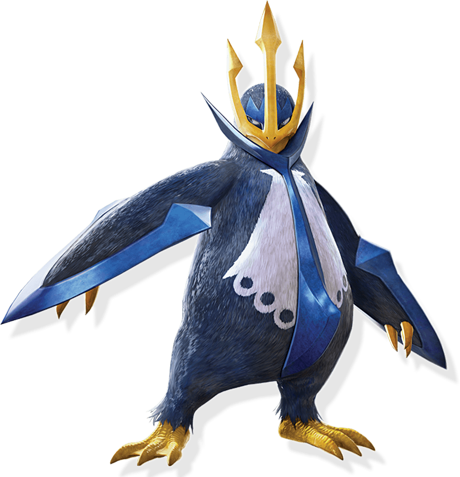 piplup transparent buff