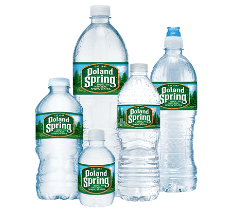 Poland spring png. Our products brand natural