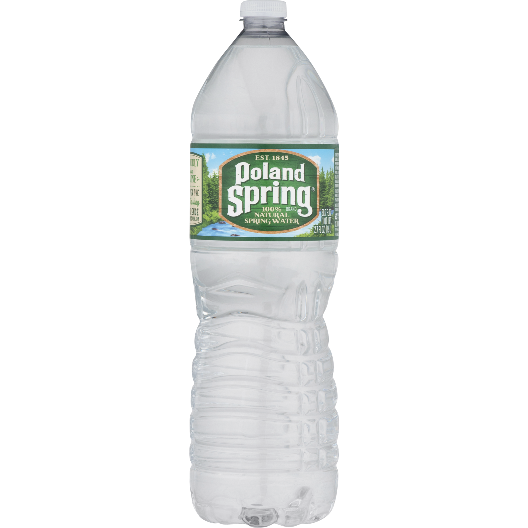Poland spring png. Brand natural water ounce