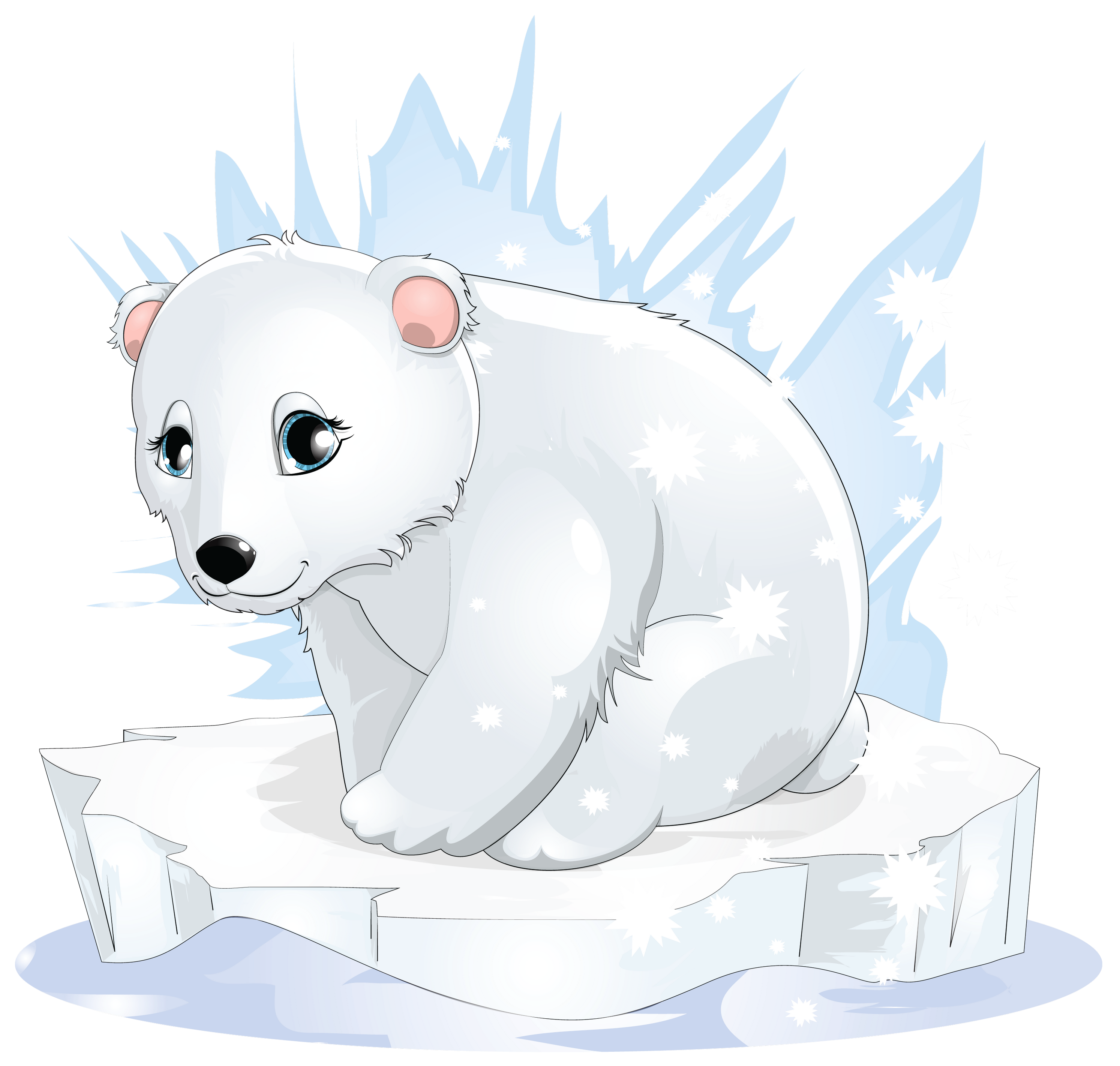 Polar bear clipart png. Transparent gallery yopriceville high
