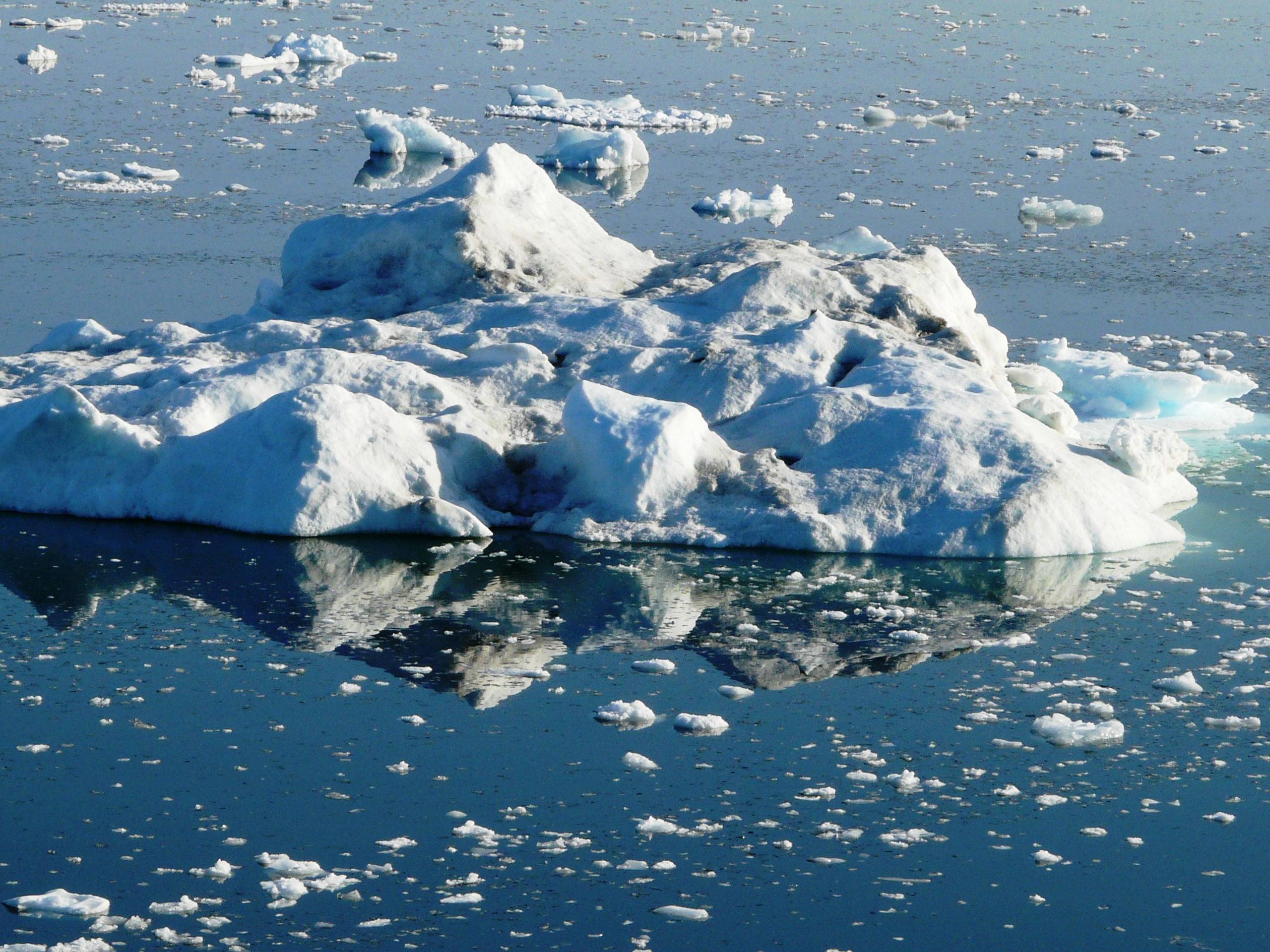 Polar clipart sea ice. Arctic summer cover could