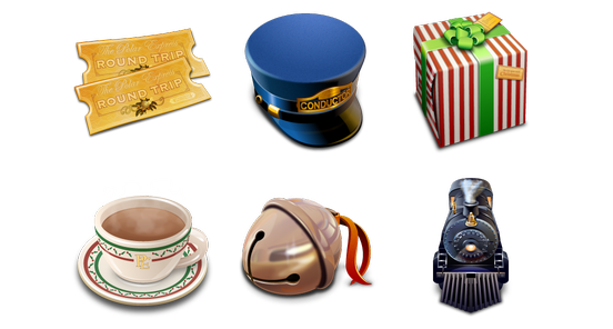 Polar express bell png. The free icons icon