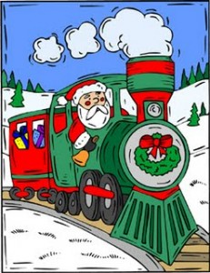 Polar express clipart holiday train. Texas state railroad offers