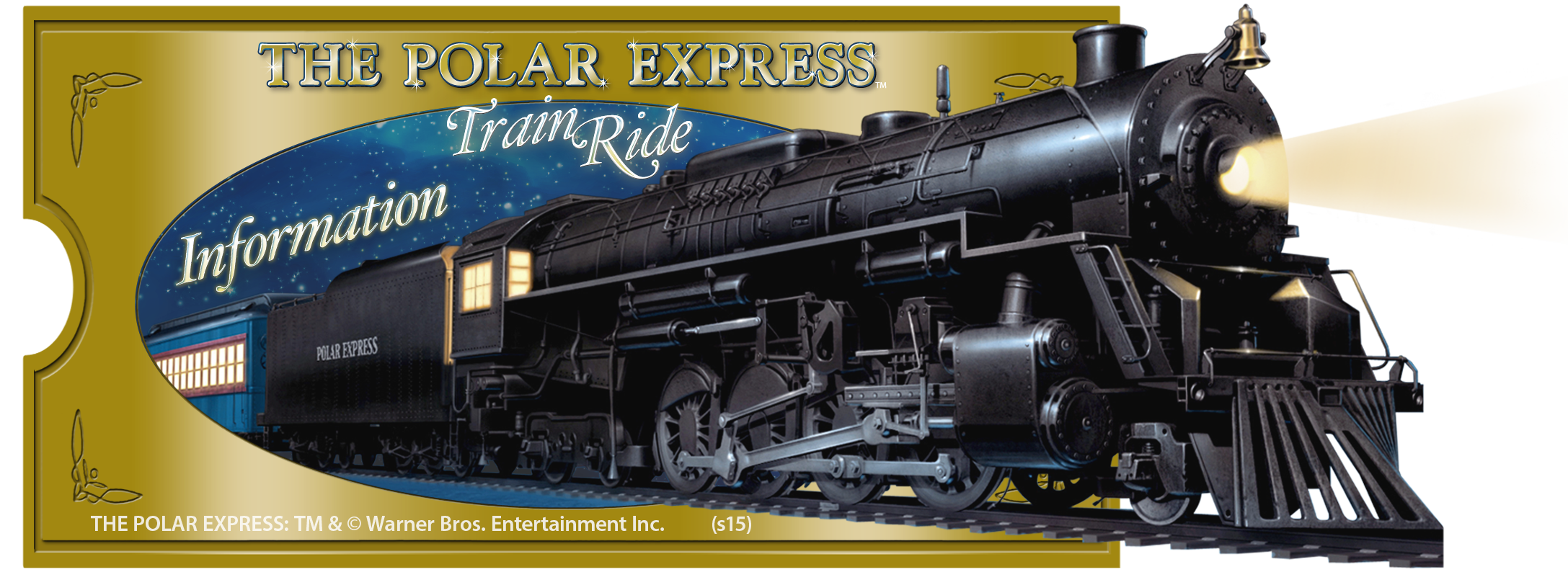 Polar express train png. Kiddos magazine the ride