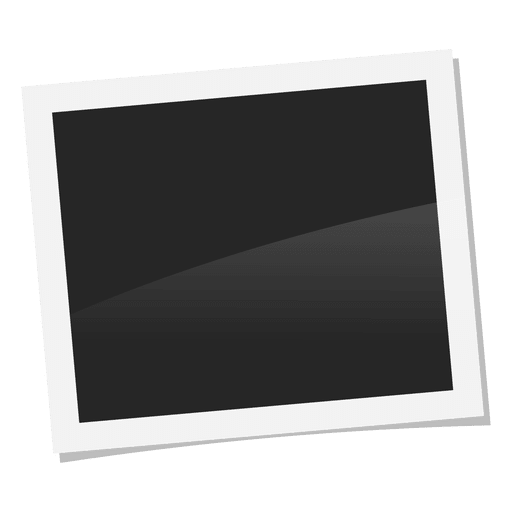 polaroid picture frame png