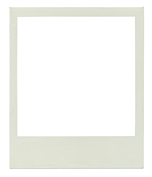 polaroid picture clipart transparent background