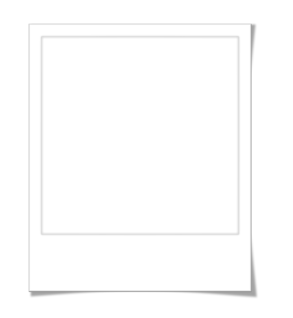 Polaroid picture clipart blank. Pictures of frame png
