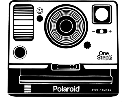 Polaroid clipart camera. New cameras originals support