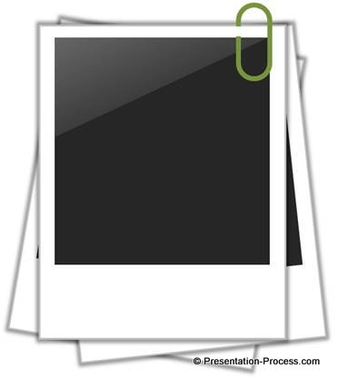 Polaroid clipart outline. Easy picture frame in