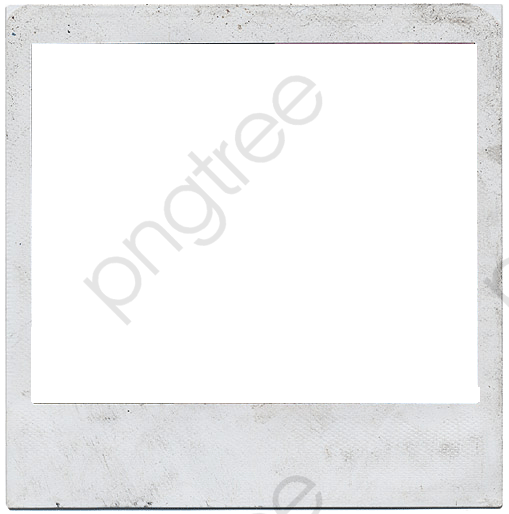 Polaroid clipart transparent background. Photo frame png format