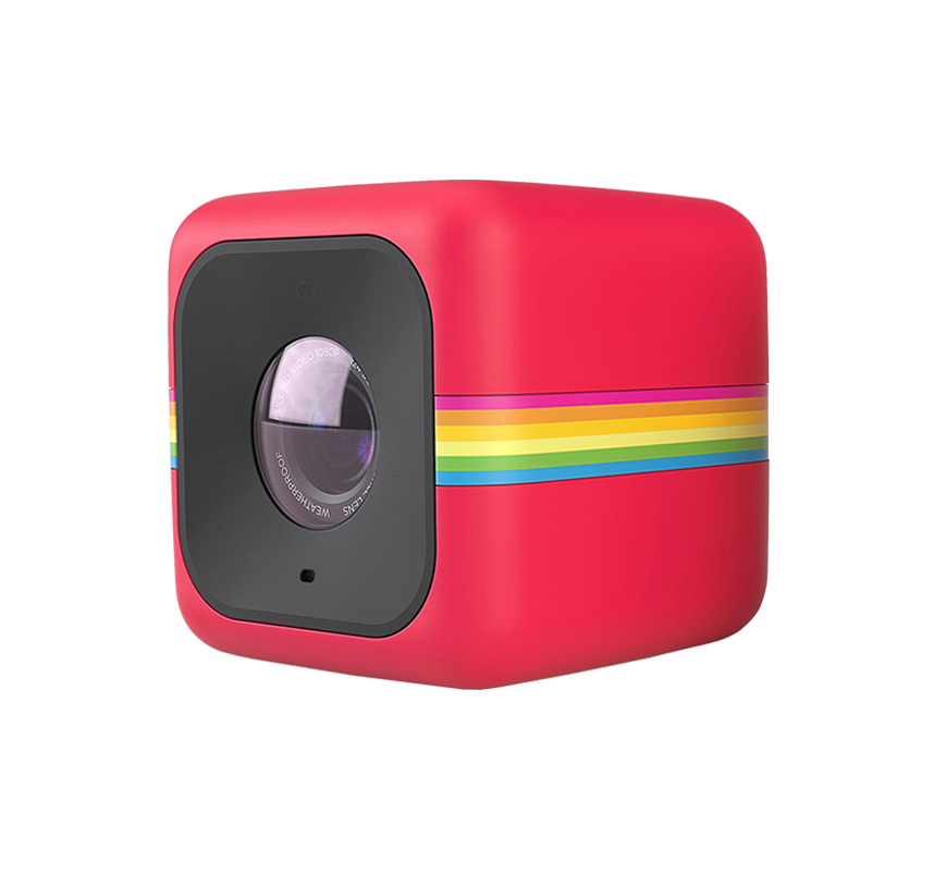 Polaroid cube png. Meet support