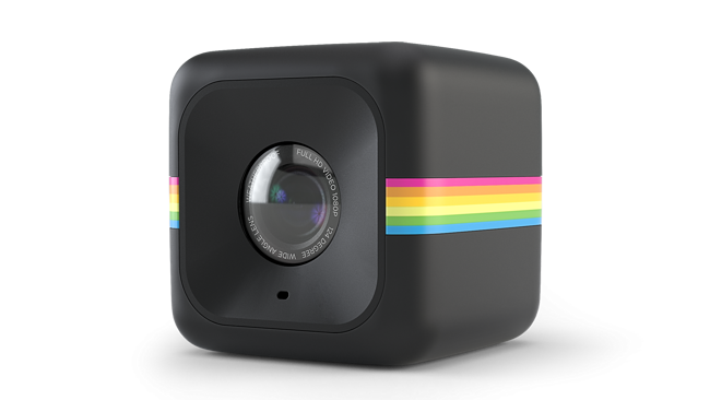 Polaroid cube png. Lifestyle action camera
