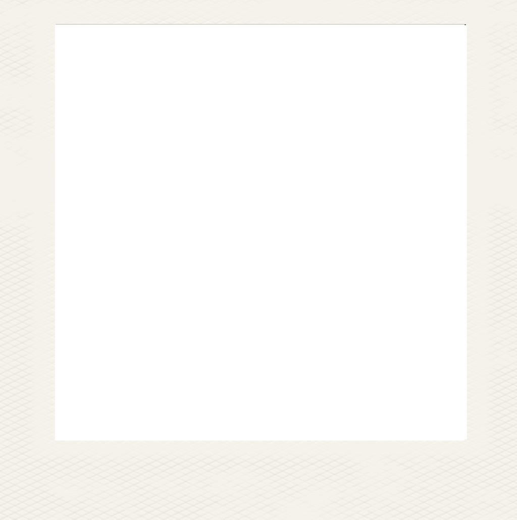 Polaroid film png. Empty frame stock by